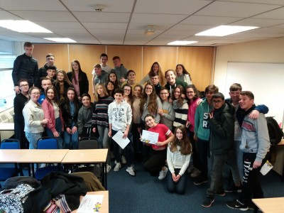 Transition Year – Future Learning A Great Success