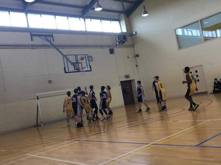 Double success for Collinstown basketball teams