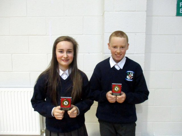 Second Year Winners