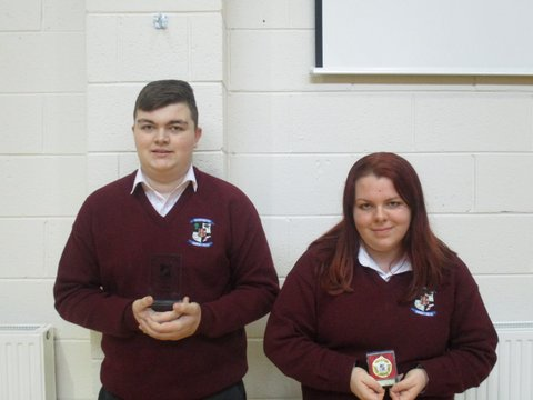 Transition Year winners