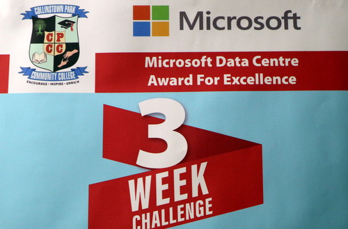 Microsoft Drive For Excellence Running Again