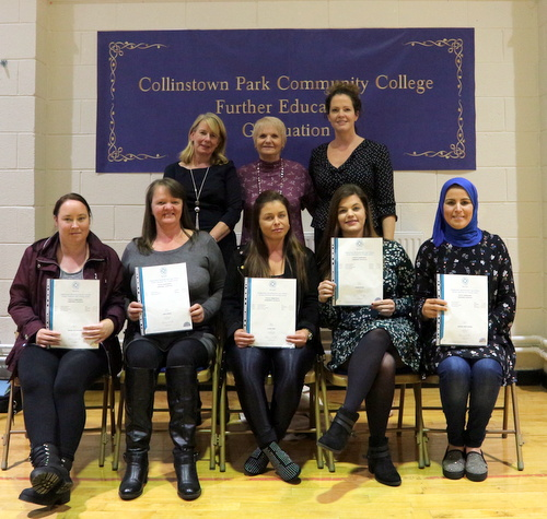 Childcare Year 1 Graduates