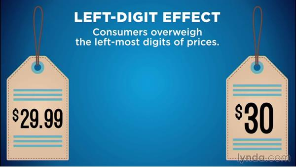 'The left digit effect' is a clever marketing tool that taps into our subconscious.