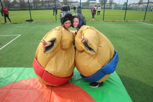 Collinstown Sports Day Is A Great Success